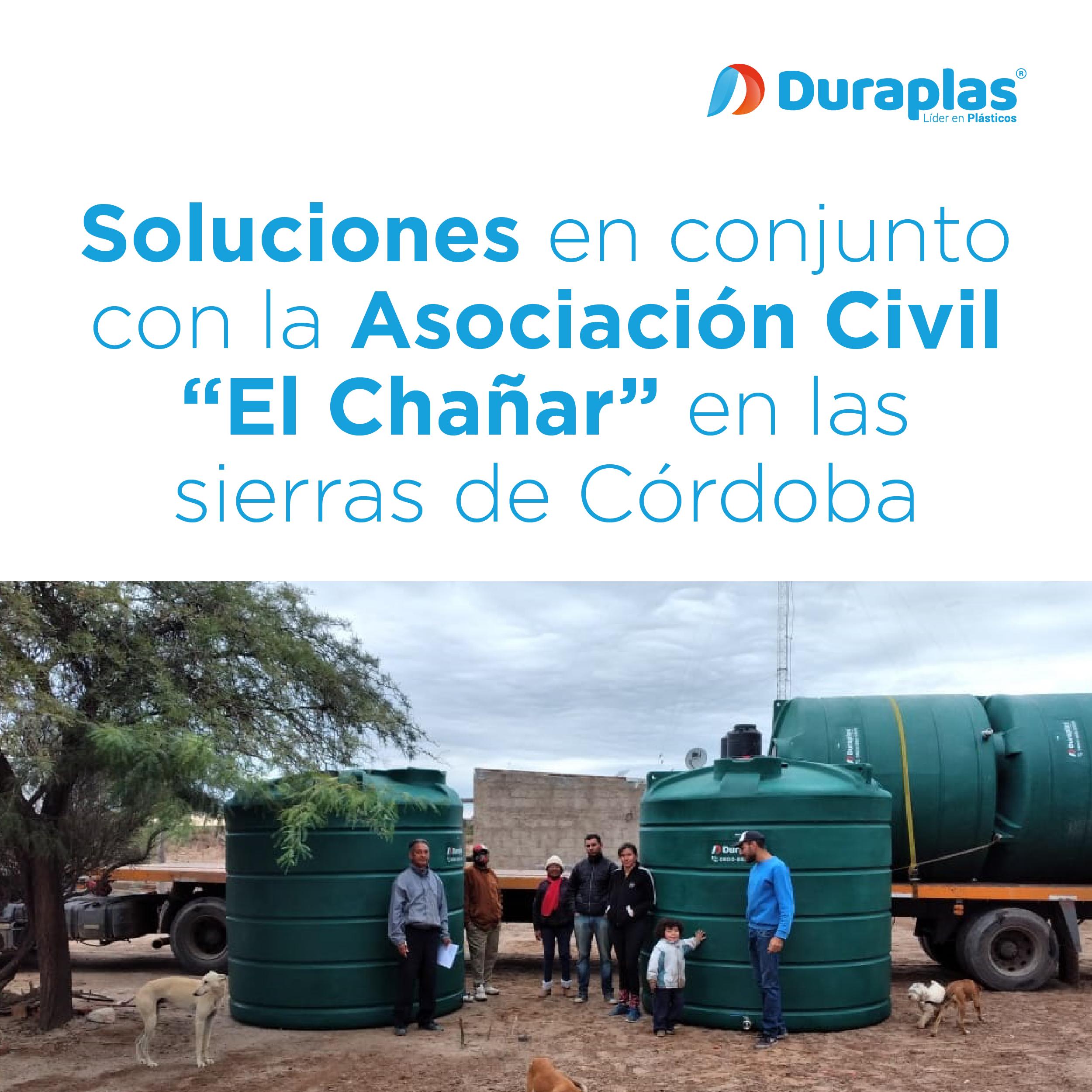 Soluciones para comunidades en las Sierras de Cordoba